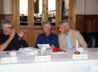 Fra pressekonferansen: Brygfjeld, Stabel og Lund