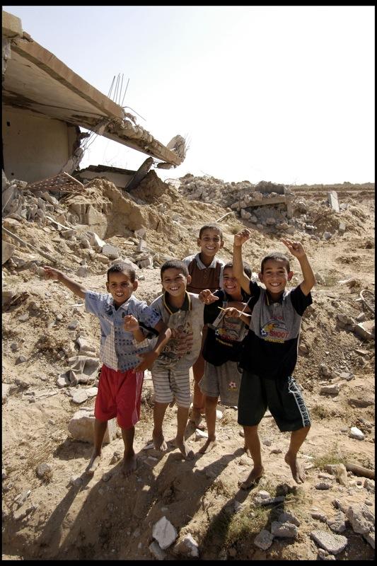 Barn i Rafah, Gazastripen