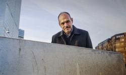 Ayed Morar, aktivist fra Vestbredden.
