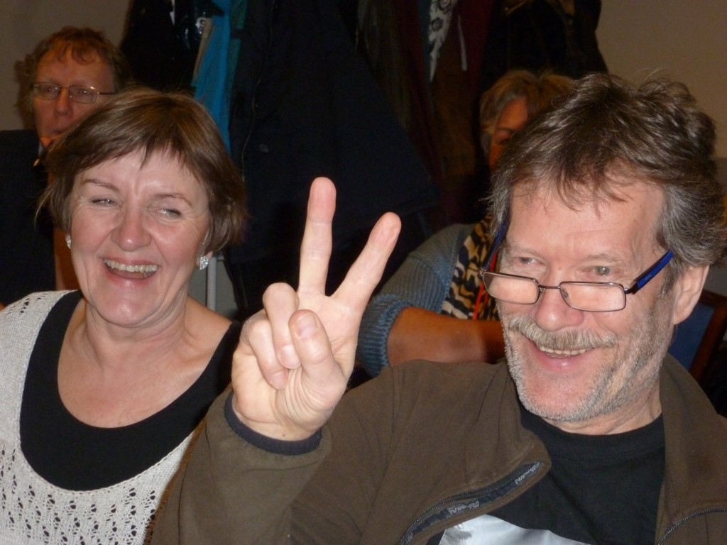Jorunn Anda og Svein Olsen på LM 2012