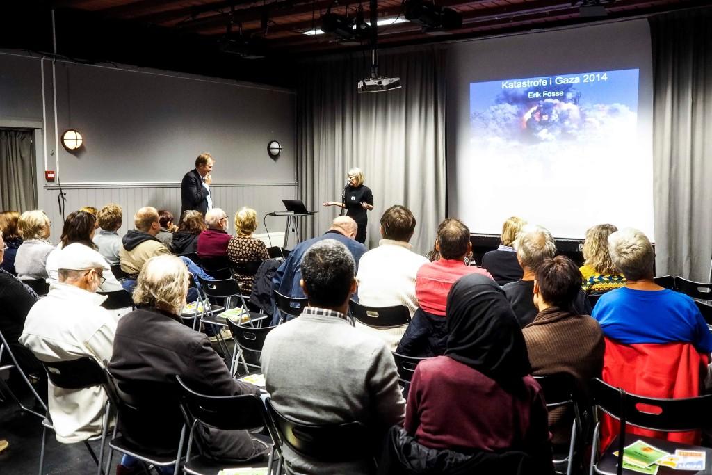 Stiftelsesmøte i Fredrikstad okt 2014