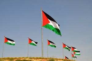 Palestinske flagg