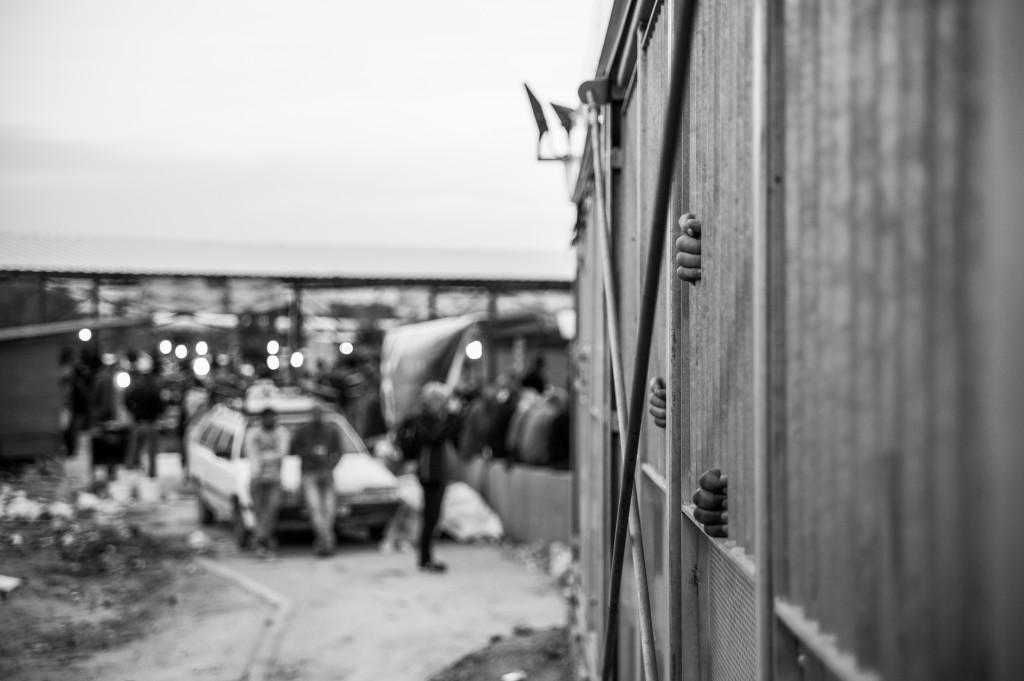 Tulkarm checkpoint. Foto: Synne Dahl