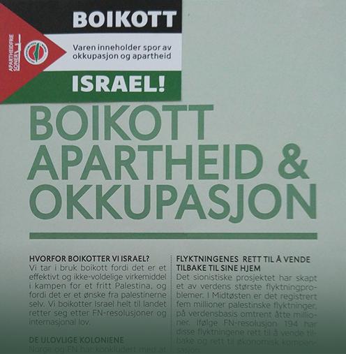 Apartheidfrie soner