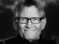 Mads Gilbert. Foto: Øystein Hermstad